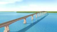 Jadi Nih! Batam-Bintan Dibangun Jembatan Tol 9 Km