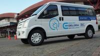 Kesan Pertama Mengendarai Mobil Listrik Niaga, DFSK Gelora E