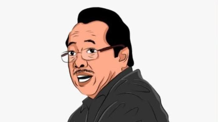 Erman Suparno, politisi PKB dan Menteri Tenaga Kerja 2005-2009