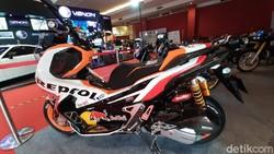 Honda ADV 150 Tampil Sporty Pakai Livery MotoGP