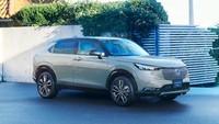 Honda HR-V 2021 Mulai Dijual, Segini Harganya