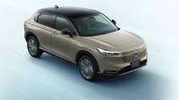Desain Baru Terdaftar, Honda Masih Pede dengan Model HR-V Sekarang
