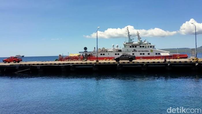 kapal basarnas kn antasena