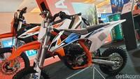 Motor Listrik KTM SX-E5 Hadir di IIMS 2021, Imut-imut Harganya Rp 119 Juta