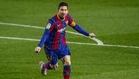 Lionel Messi Mengejar Gelar Pichichi Kedelapan