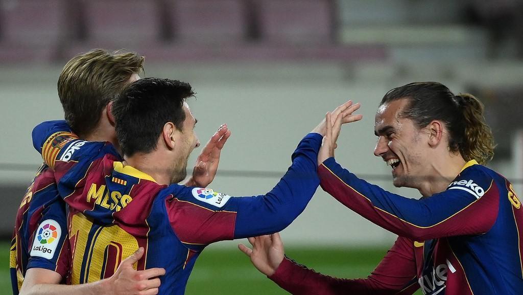 Lionel Messi Ketahuan Gelar Open House, Langgar Prokes?