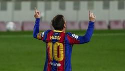 Sodori Kontrak Baru, Barcelona Mulai Upaya Pertahankan Messi