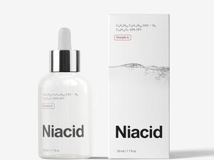 Niacid Serum, Solusi Tepat Atasi Jerawat hingga Bopeng di Wajah