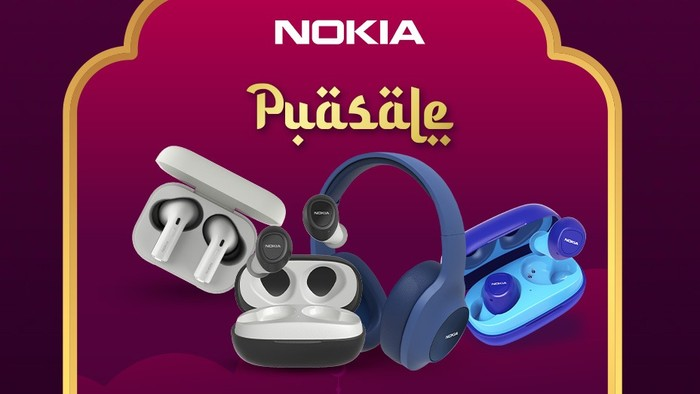 Nokia Audio Promo PuaSALE