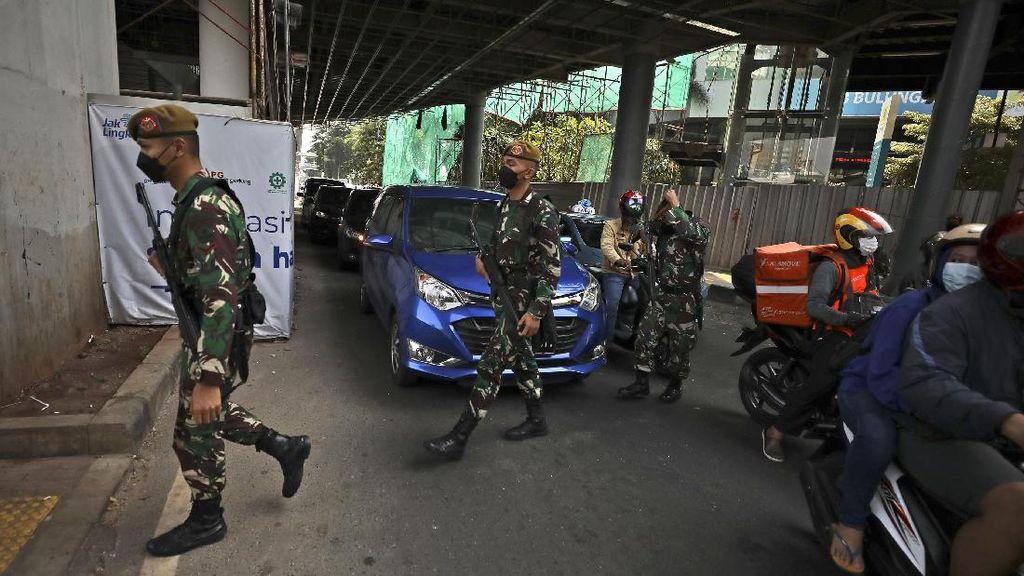 Kantor ASEAN Dijaga Ketat Saat Pimpinan Negara Kumpul Bahas Myanmar