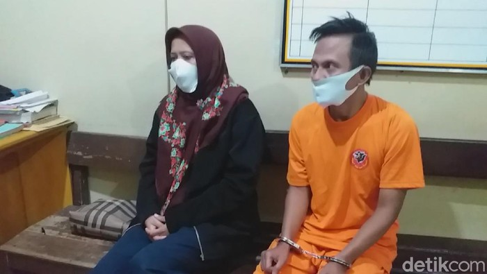 Pasutri di Garut diamakan polisi gegara penipuan calo PNS