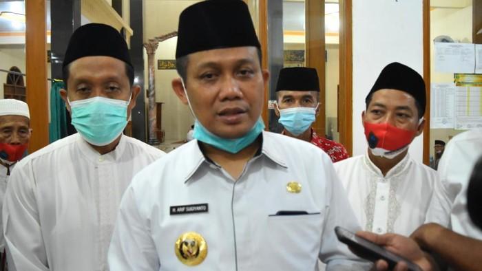 Bupati Kebumen Arif Sugiyanto