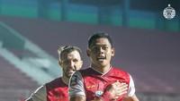 Bikin Gol di Persija vs Persib Jadi Momen Pembuktian Taufik Hidayat