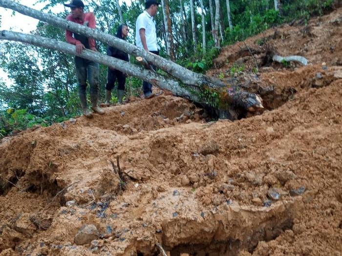 Polda Banten bongkar tambang ilegal di hutan larangan Baduy
