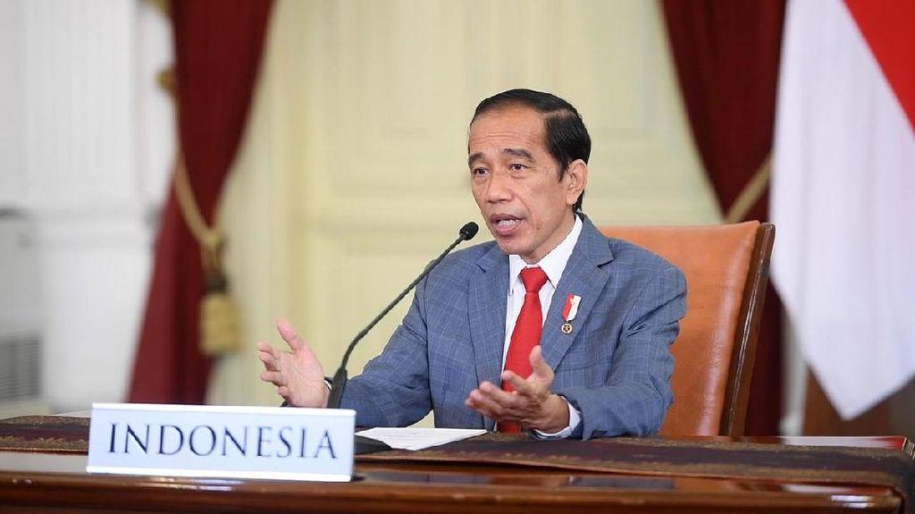 Terbitkan Perpres, Jokowi Minta Luhut Kawal Disparitas Harga