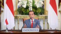 Hadiri KTT, Jokowi Bicara Deforestasi RI Terendah dalam 20 Terakhir