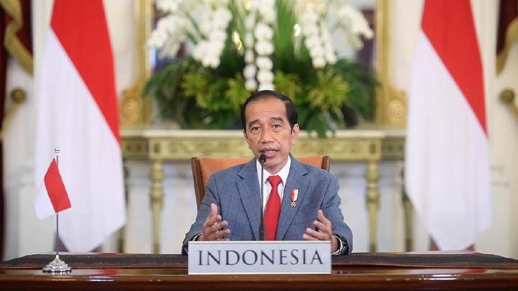 Jokowi: Deforestasi RI Terendah dalam 20 Tahun Terakhir