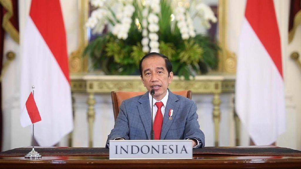 Jokowi Desak PBB Tindak Israel: Indonesia Stand With The People of Palestine