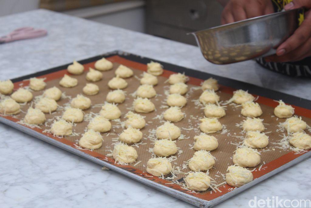 Resep cookie melinjo keju
