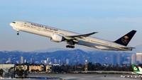 Saudi Airlines Buka Penerbangan Internasional Lagi, tapi Tidak untuk Indonesia