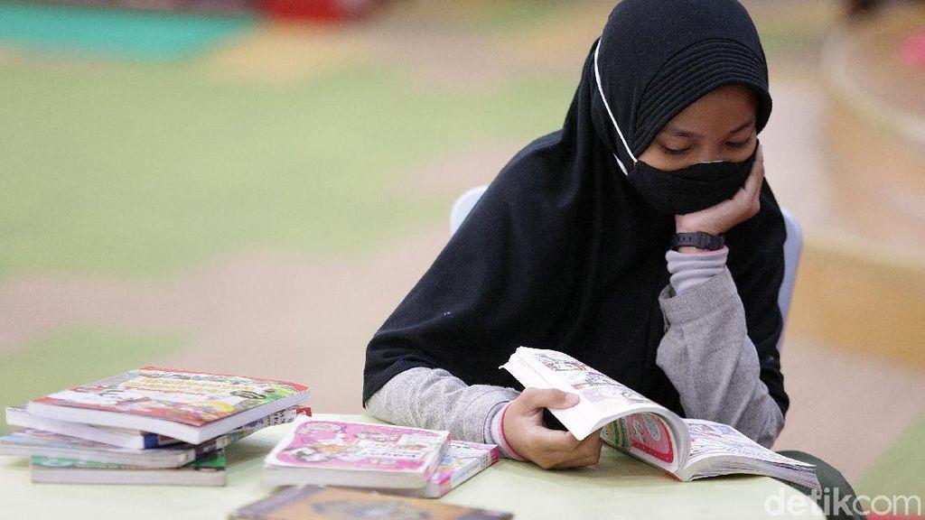 Semangat Meningkatkan Literasi Generasi Muda di Hari Buku Sedunia