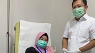 Eks Menkes Siti Fadilah Disuntik Sel Dendritik oleh Terawan