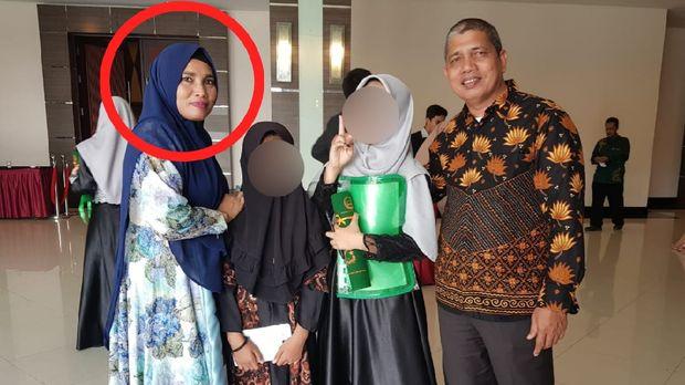 Sosok Ervina Lubis (dok. Pribadi Khairuddin)