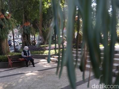 Bingung Cari Tempat Ngabuburit di Bandung, Mampirlah ke Taman Sejarah