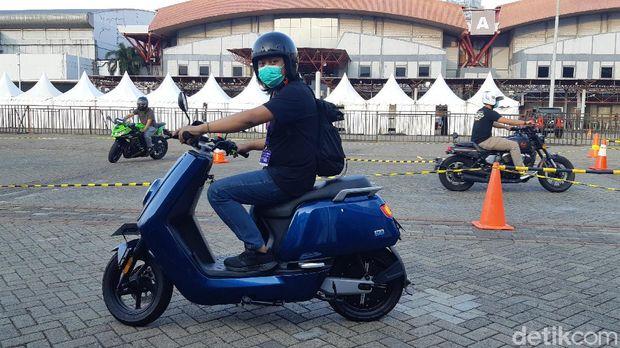 Test ride NIU NQI Sport 26