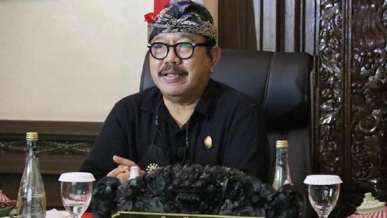 Wakil Gubernur Bali Tjokorda Oka Artha Arda Sukawati (Cok Ace)