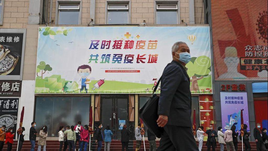 China Sudah Suntikkan 1 Miliar Dosis Vaksin Corona untuk Rakyatnya!