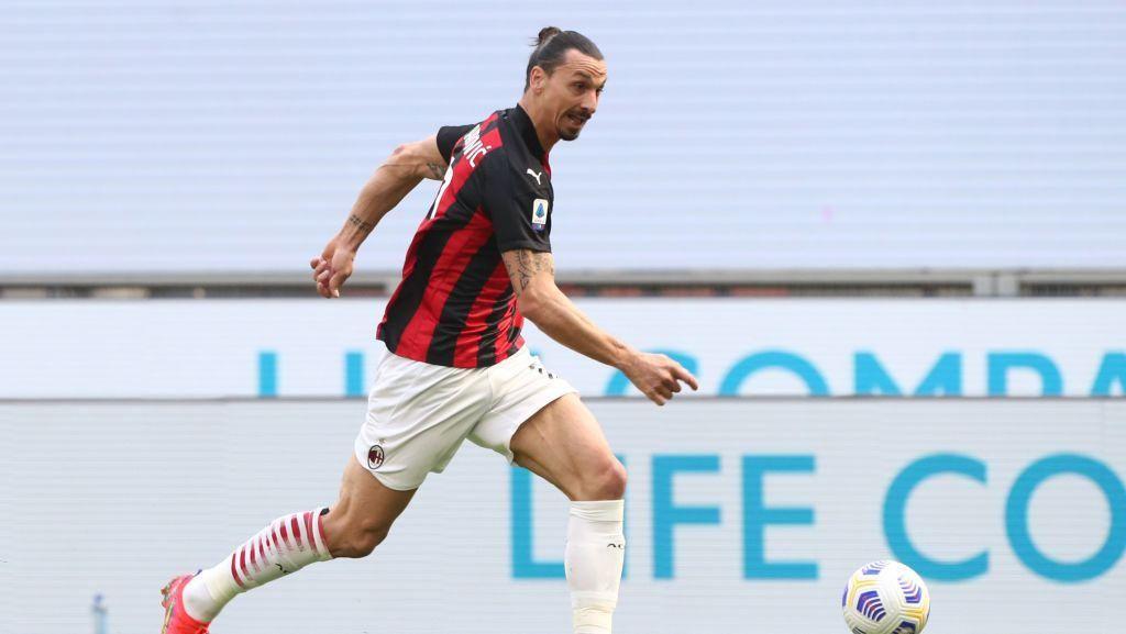 Deal! Ibrahimovic Lanjut di Milan Musim Depan