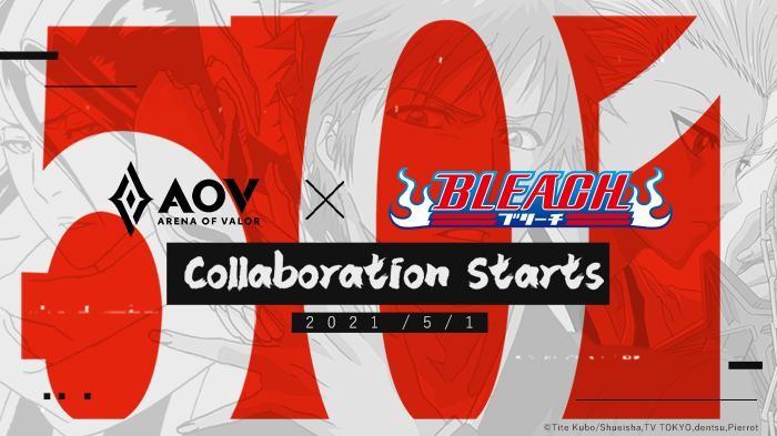 AOV x BLEACH : Ichigo Kurosaki dan Kawan-Kawan akan Bertarung di Athanor!