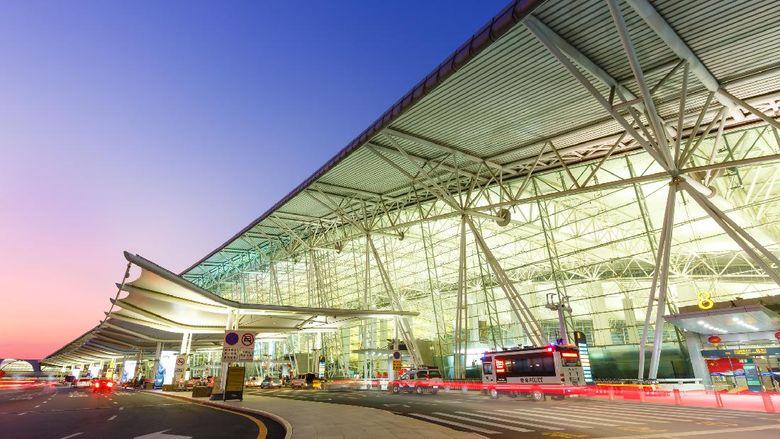 Bandara Baiyun, Guangzhou