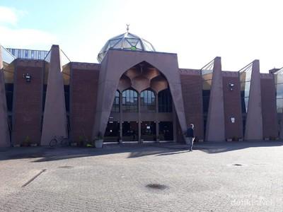 Glasgow Central Mosque, Oase Bagi Warga Muslim Glasgow