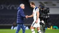 Kane Tahu Pemecatan Mourinho Hanya 10 Menit Sebelum Diumumkan