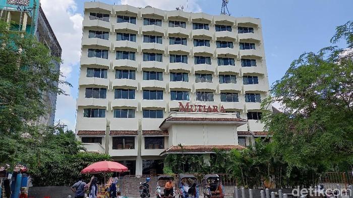 Hotel Mutiara ternyata pernah menjadi ikon Malioboro pada era 19780-an. Kini, telah dibeli Pemda Yogyakarta.