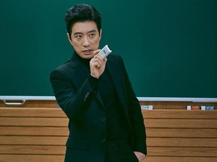 Kim Myung Min di drama Law School.