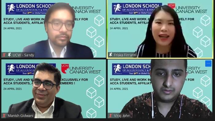 London School of Accountancy and Finance (LSAF) sebagai Approved Learning partner ACCA Inggris Raya kembali membawa teroboson untuk mencapai visinya menciptakan akuntan profesional di Indonesia yang berkompeten dengan standard global.