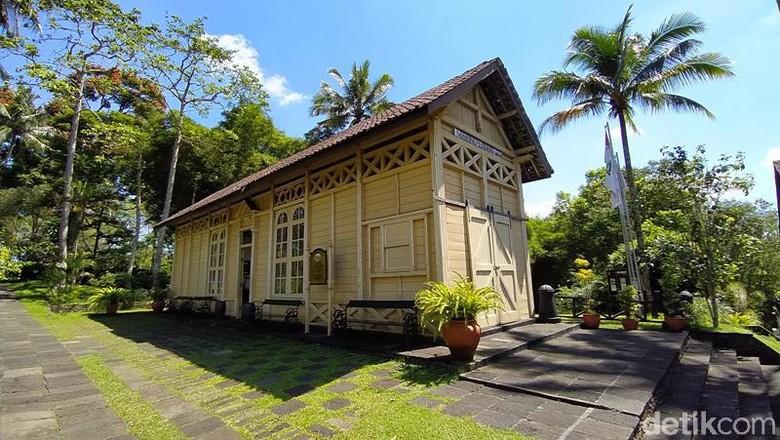 MesaStila resort and Spa di Magelang, Jateng