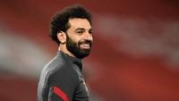 Mohamed Salah Tak Khawatirkan Usia