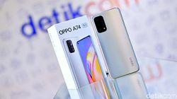 Oppo Dorong Komersialisasi 5G di Indonesia Lewat HP 5G Termurah