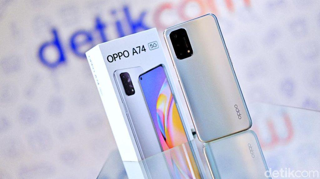 Alasan Kenapa OPPO A74 5G Cocok Jadi Teman Lebaran di Rumah