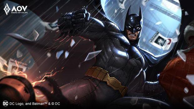 Para Punggawa Justice League Dapat Diskon Besar-Besaran di AOV!