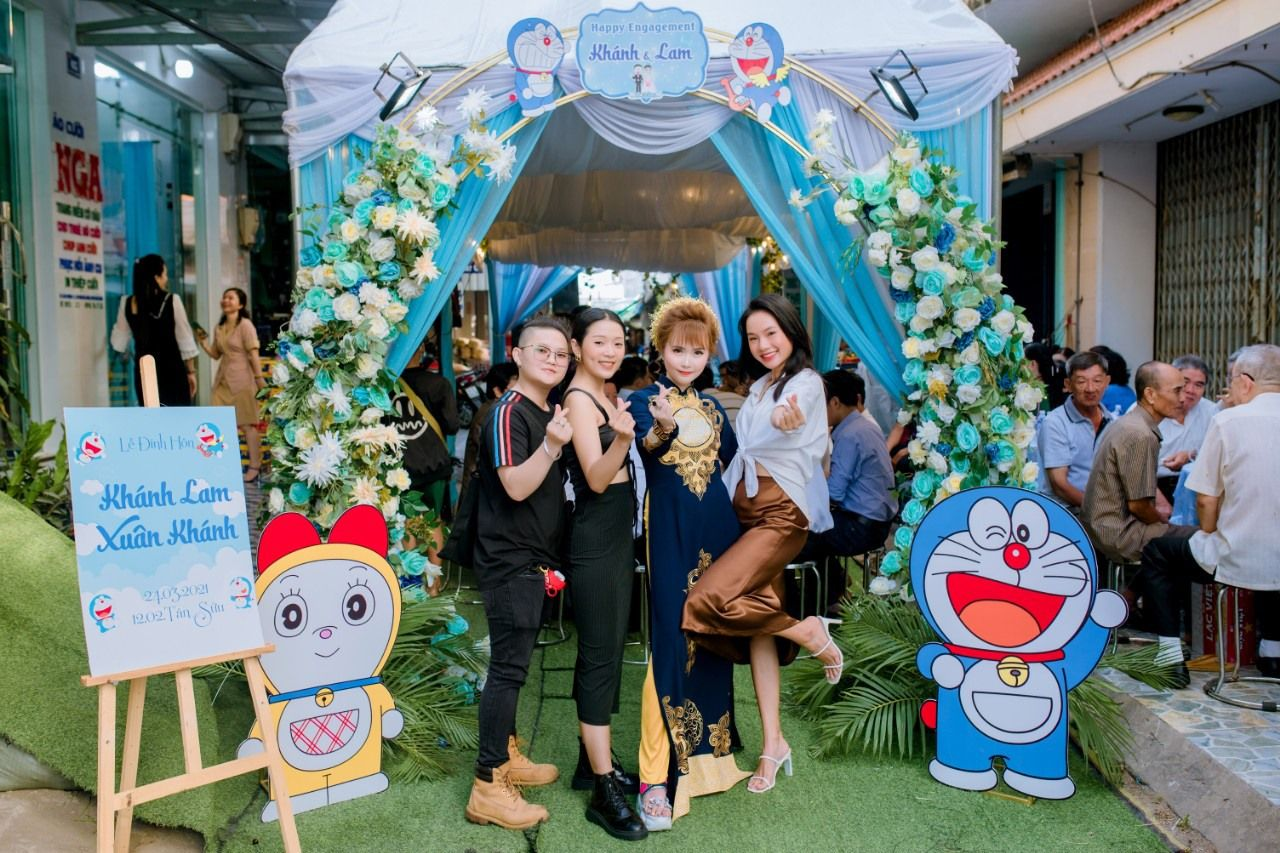 Pertunangan Doraemon