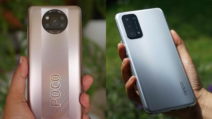 Poco X3 Pro dan Oppo A74 5G