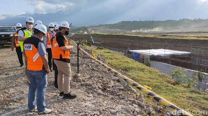 Progres Bandara Kediri Sudah 50%, Ditargetkan Beroperasi di 2023