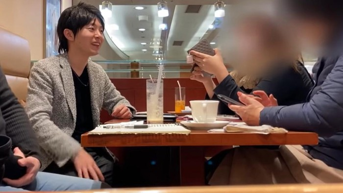 Takashi Miyagawa, 39, is accused of swindling over 35 women by posing as their boyfriend -- and accepting