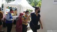 48 Penyandang Tunanetra Jalani Vaksinasi COVID-19 di Bandung Barat