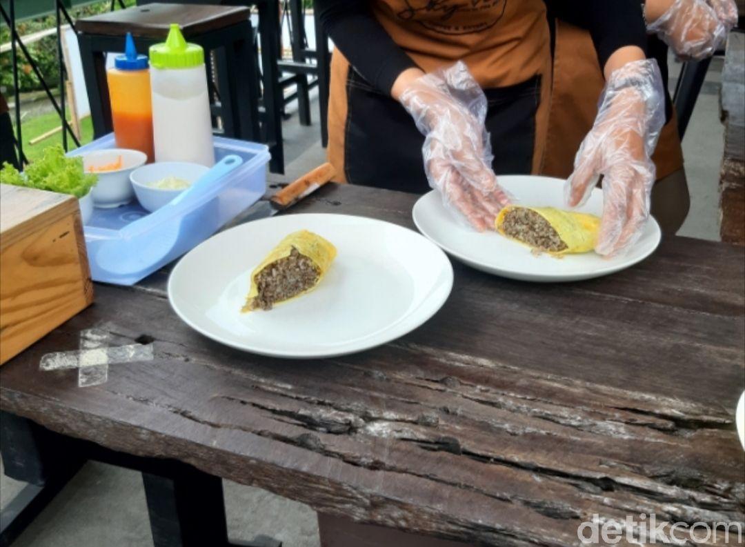 Uniknya Nasi Goreng Kopi Robusta di Kampoeng Kopi Banaran Semarang